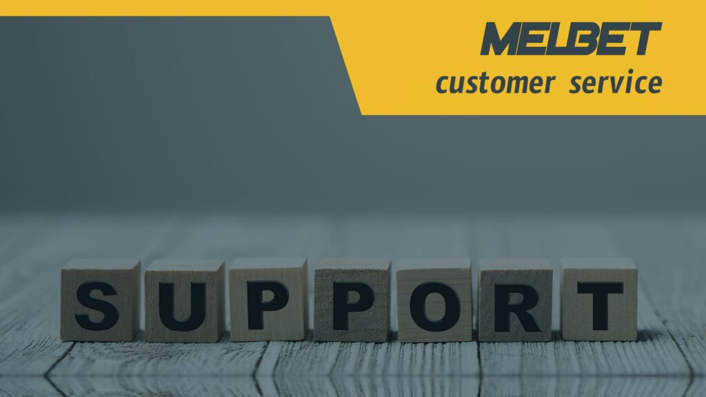 Melbet support
